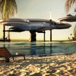 The First Underwater Hotel!