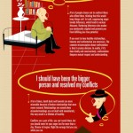 The Top 10 Regrets in Life by Those About to Die[Infographic]