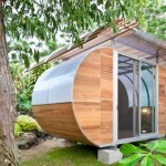 Bellamo Architects Present: 'The House Arc' – A Cross Between An Old Airstream and A REALLY Cool Shed