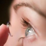 Experimental contact lenses deliver eye medication in controlled doses!