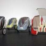 Stylish Ride on Two Wheels Vehicle!