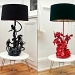 Alien Shaped Lamps and Furniture!