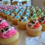 Periodic Table of Cupcakes Created by Rachel Howden!