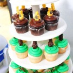 Splendid LEGO Star Wars Cupcake Tower