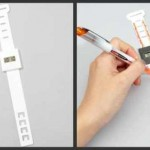 The White Canvas Watch : You Can Design anything on it!