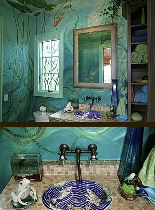 A Wonderful Crazy Bathrooms Design Bloggedd