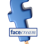 Facebook Icecream Concept Designed by Tomislav Zvonaric!