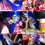 DIY Killee Comic Book Heels!
