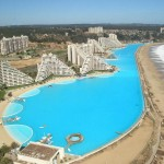 World's Largest Swimming Pool!