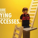 Pixar's Story Telling Rules by Lego!