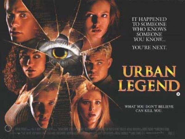 «Городские Легенды» — 1998
