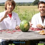 Slo Mo Guys Explode Watermelon by Elastic Bands!