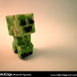 Minecraft Figurines 3D Printed Available for Purchase!