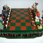 Star Wars Lego Chess Set!