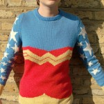 Now You Can Look Like Superhero With this Wonder Woman Sweater!