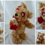 Plush Zombie Animals by Cami Baired!