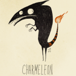 Pokemon Characters As Tim Burton Style Creatures!