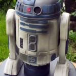 Amazing R2-D2 Themed Cake – Looks Fantastic!