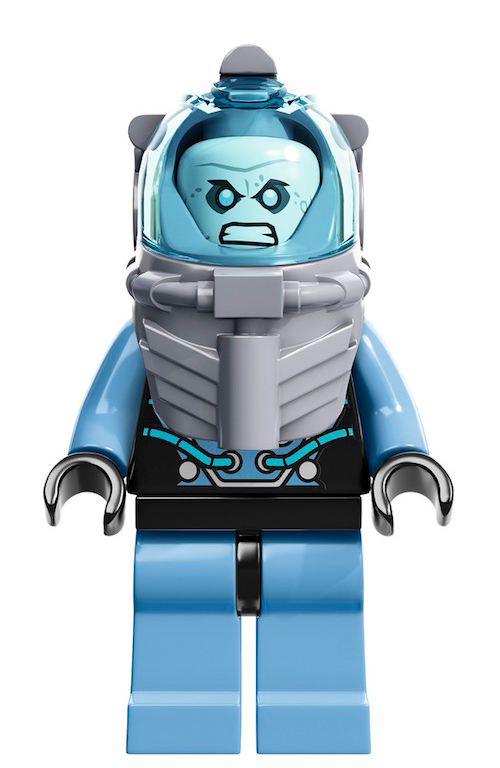 Lego Minifigs Of 2013 The Collection Of Super Heroes And