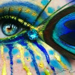 Beautiful Eye Artwork – It's May Shock You!