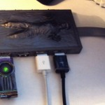 Han Solo Frozen In Carbonite Custom USB Hub Build