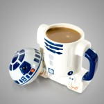Star Wars R2-D2 Coffee Mug With Lid For Geek Lovers!