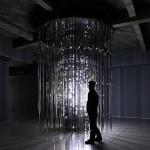Over 20,000 Twinkling Led Lights Create an Immersive Installation