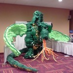 Super Geeky Balloon Sculptures – 14 Pics!