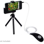 Remote Camera Video Shutter Release For iPhone, iPad & iPod!