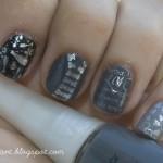 Summing Up 2012 With Nail Art!