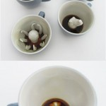 Cute Creatures Crawling Out of Your Coffee Cup!