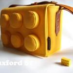 Denim Lego Handbag For Geek Lovers Girl!