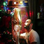 R2-D2 / C-3PO Leg & Head Star Wars Lamp!
