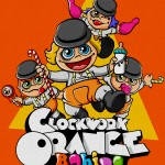 A Concept of Clockwork Orange Babies Muppet!