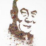 7 Extra Ordinary Portraits of Crushed Water Colors!