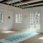 Ethereal Installations Made of Tracing Paper – Amazing!!
