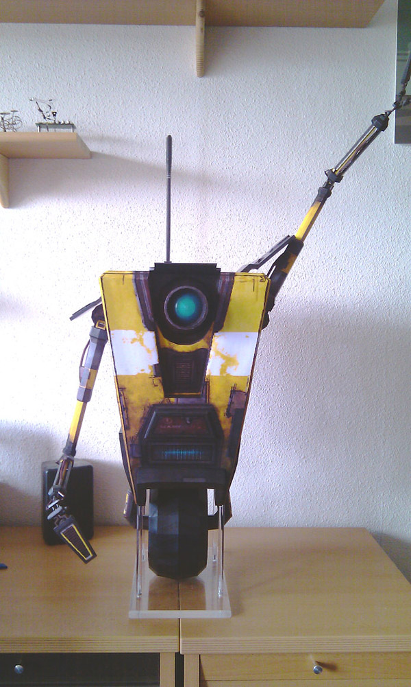 Papercraft-video-game-3