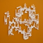 Visual Storytelling Through Intricate Paper Designs – Awesome!
