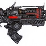 Burdensome Gears of War HammerBurst Replica!