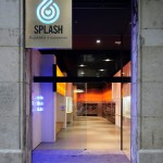 A Modernistic Laundromat That Looks Like A Club!