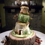 The Hobbit Wedding Cake – Looks Delicious!!