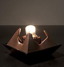 Melting Chocolate Lamp: It's Very Unique Design!