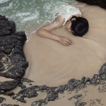 Surreal Paintings Cloak People in Landscapes – 6 Pics!